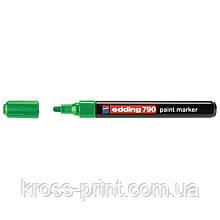 Paint Маркер e-790 2-3 мм круглий зелений