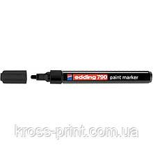 Paint Маркер e-790 2-3 мм круглий чорний