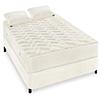 Кровать-каркас 1400*2000 с матрасом и подушками недорого