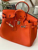 Женская сумка Гермес Биркин 40 см (реплика), фото 1