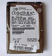 508 HDD Hitachi 160 GB SATA2 2.5'' 5400 8 MB - HTS543216L9A300 - отличное состояние