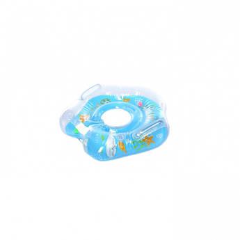 Дитяче коло для купання MS 0128 (Синій)