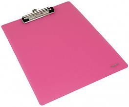 Планшет Axent А4 пластиковий рожевий (30) 2515-10-A