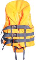 Универсальный страховочный жилет 0-15 кг цвет оранжевый, материал нейлон Vulkan (VU4160OR)
