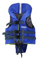 Універсальний страхувальний жилет 0-15 кг колір синій, матеріал нейлон Vulkan (VU4160BL)