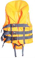 Универсальный спасжилет 0-25 кг цвет оранжевый, материал нейлон Vulkan (VU4161OR)