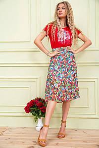 Платье женское 119R0419 цвет Красный