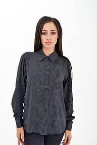 Рубашка женская 102R003 цвет Черный