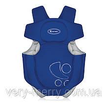 Кенгуру (Слинг-рюкзак) Lorelli Traveller Синий