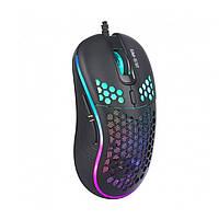 Мышь игровая проводная XTRIKE GM-512 black