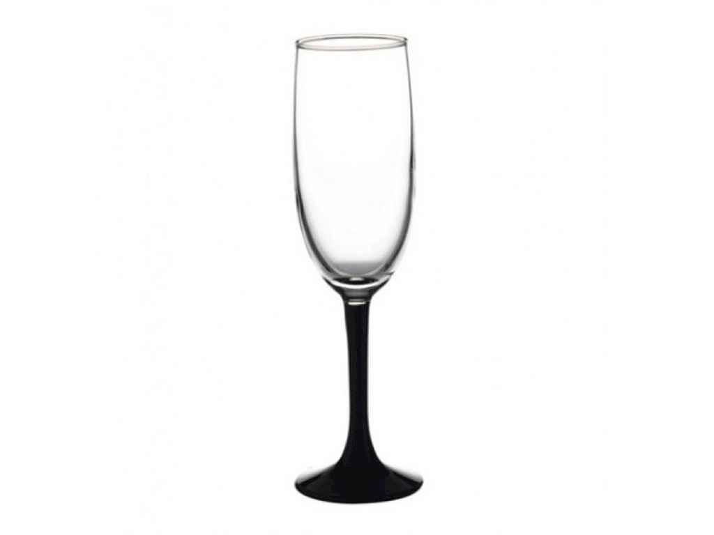 Набір флейт для шампанського, 150мл IMPERIAL PLUS (12шт) 44819 ТМ PASABAHCE