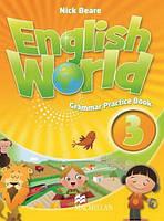 English World 3 Grammar Practice Book / Книга по грамматике 9780230032064