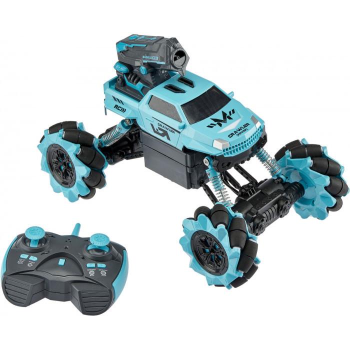 Машина на радиоуправлении Монстр-трак ZIPP Toys Rock Crawler 338-323