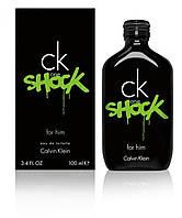 (Тестер Италия) Calvin Klein / Кельвин Кляйн - One Shock for Him 100мл. Мужские