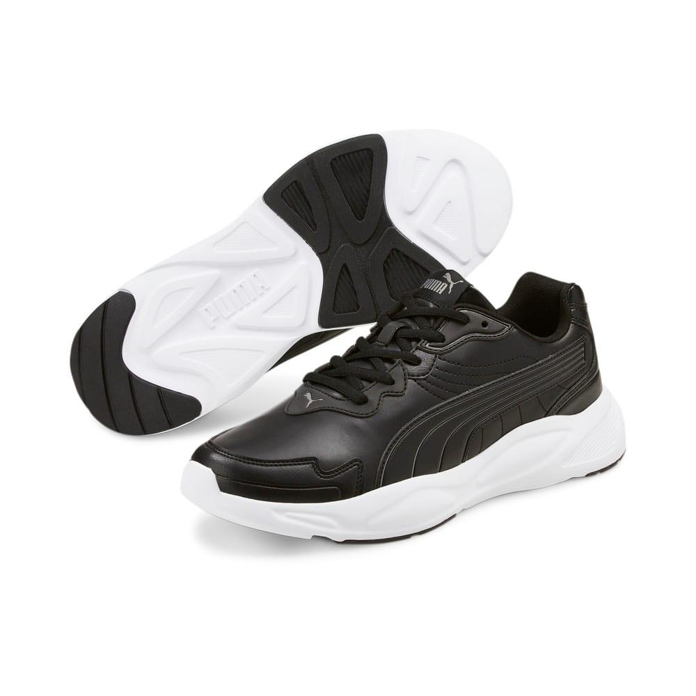 Кроссовки мужские Puma '90s Runner Nu Wave черные 375724_01