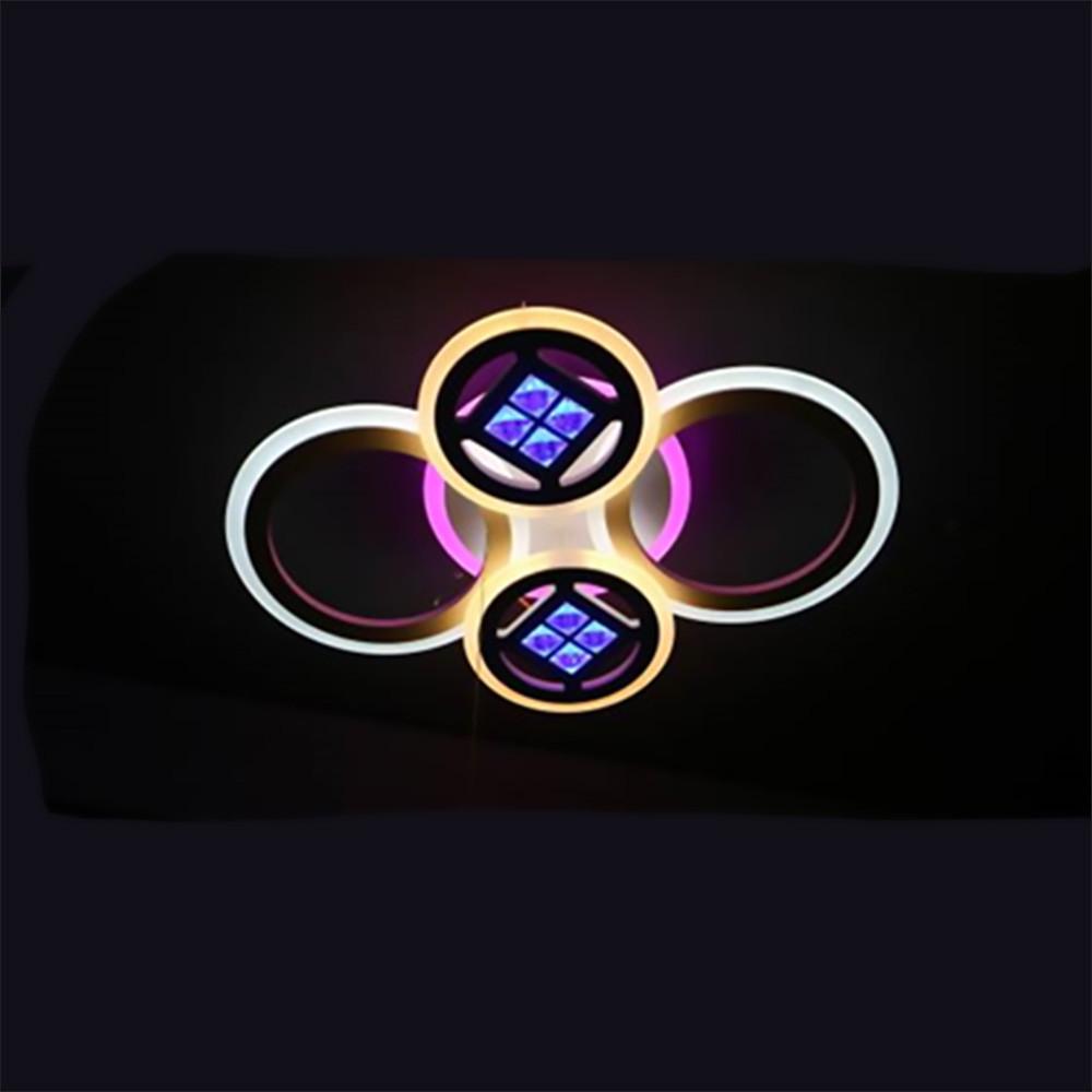 Люстра LED 05-70536/2+2 WH 136W