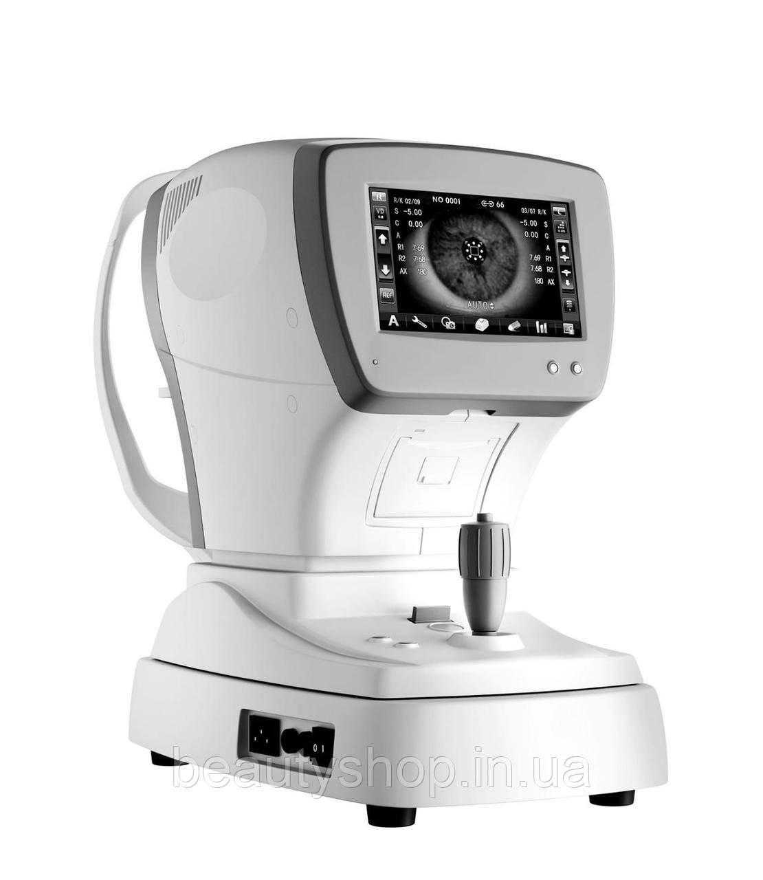 Автоматический оптический рефрактометр 6500K с кератометром FDA и CE
