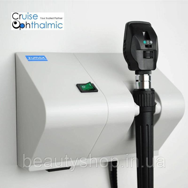 Настінне кріплення прямий офтальмоскоп Funduscope DM6G 6 отворів
