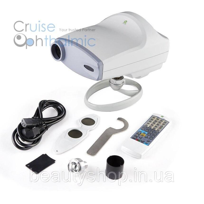 Горячая Распродажа светодиодный лампочка Таблица для проверки зрения проектор CP500 диаграмма 1,6 м 5,1 м