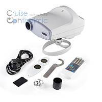 Горячая Распродажа светодиодный лампочка Таблица для проверки зрения проектор CP500 диаграмма 1,6 м 5,1 м, фото 1