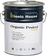 """Грунтовка - антисептик для дерева """"Organic Protect"""" 10 л"""