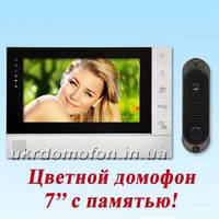 Комплект домофона PC-725R0(DVC-4Q)