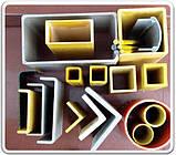 Стеклопластиковая прямоугольная труба PSK-P-2-40x25x3, фото 2