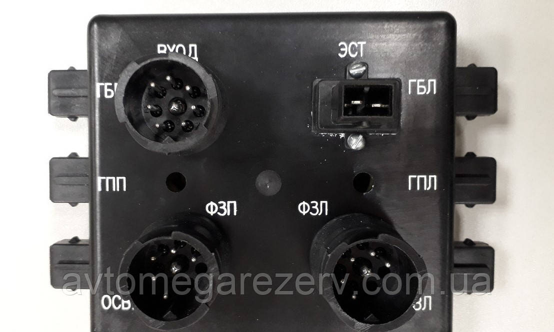 Коробка розподільна комутаційна ЦИКС 468365.007 МАЗ
