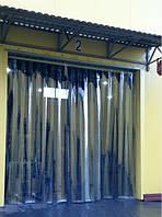 ПВХ штори для складу, фото 1