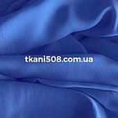 Шифон однотонный(Голубая Бирюза) (1,5 м )