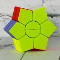 Кубик Рубика Цветок
