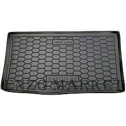 Автомобільний килимок в багажник Ravon R2 2015- (Avto-Gumm)