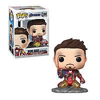 Игровая фигурка Funko POP Iron Man! - Я - Железный человек 47096