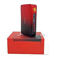 Уцінка. Батарейний мод Vaporesso GEN S 220W TC Black Red