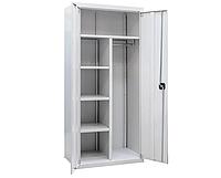 ШМР-20 ОГ шкаф офисный гардеробный, шкаф металлический для документов Н1800х800х500 мм