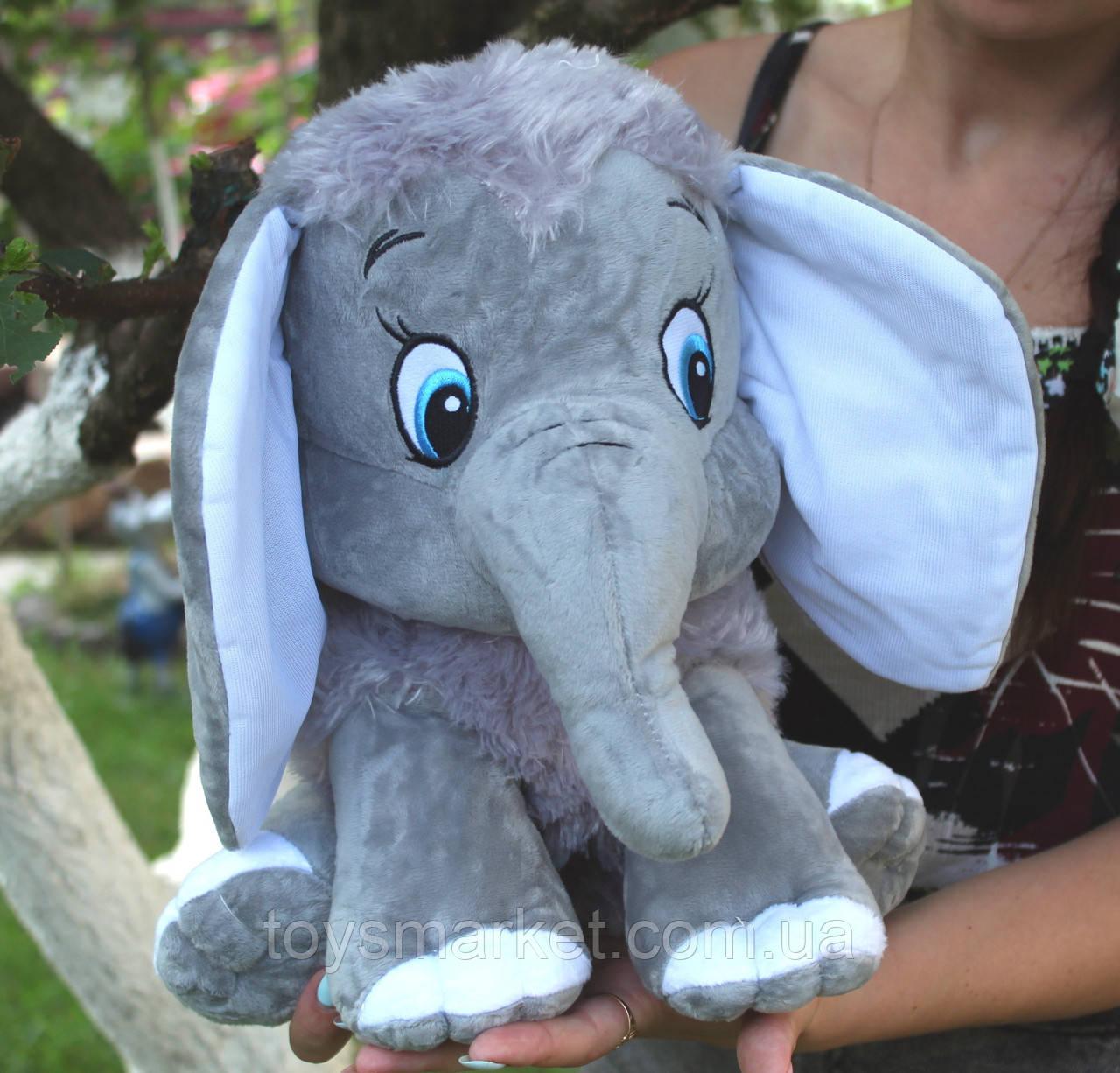 М'яка іграшка слон слоненя, плюшевий слоник, 32 див.