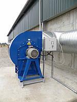 Стационарный вентилятор Aiг-Jet ASAJg 7,5 кВт, для вентиляции и охлаждения зерна
