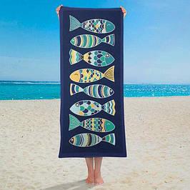 Пляжні та банні рушники