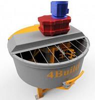Примусовий бетонозмішувач БП-900\500
