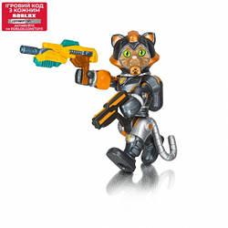 Роблокс фігурка кіт Сержант Таббс - Cats IN SPACE: Sergeant Tabbs W5