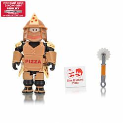 Фігурка Роблокс Піца Воїн - Loyal Pizza Warrior W6