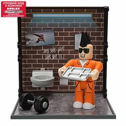 Фігурка Роблокс Втеча з в'язниці - Jailbreak: Personal Time W6