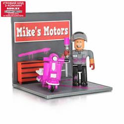 Іграшка роблокс з кодом Механік - Welcome to Bloxburg: Mechanic Mayhem W7