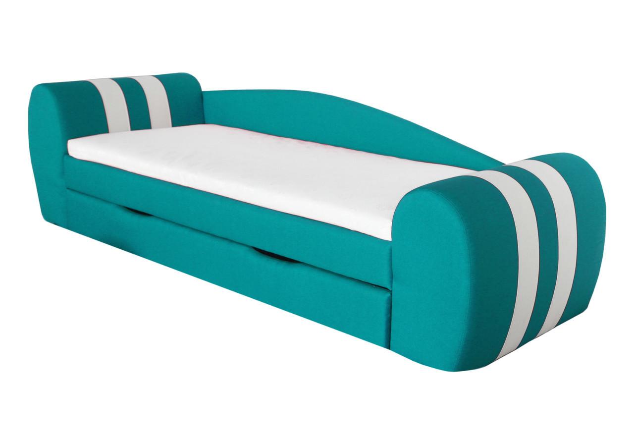 Диван-кровать  Серии Grand/ Гранд -  бирюза. Бесплатная доставка