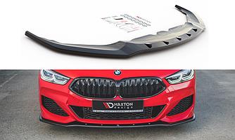 Сплиттер BMW G15 M850 элерон тюнинг обвес (V1)