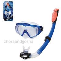 Набор для подводного плавания 55962 маска и трубка, маска для плавания, трубка для ныряния