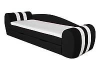 Диван-ліжко Серії Grand/ Гранд - чорний. Безкоштовна доставка, фото 1