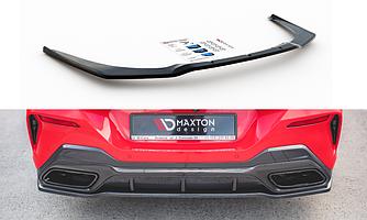 Диффузор BMW G15 M850 элерон тюнинг обвес (V1)