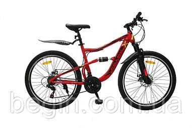 Велосипед SPARK ATOM 26-ST-18-AM2-D