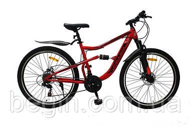 Велосипед SPARK BULLET 27,5-ST-18-AM2-D